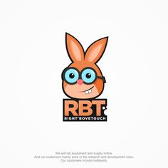 Rabbit Lab Logo design