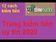 Kiếm tiền trang timebucks - 12 hình thức kiếm tiền hấp dẫn Science, Youtube, Science Comics, Youtubers