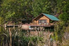 Knott's Landing | Cabin Rentals of Helen Cabin Rentals, Vacation Rentals, Helen Ga Cabins, Helen Georgia, John Boats, Paddle Boat, Small Lake, Lake Cabins, Cozy Cabin