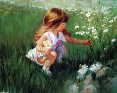 Donald Zolan ~ Vedere il Mondo in un granello di sabbia, e il Cielo in un fiore selvatico, tenere l'Infinito in un cavo della mano e l'Eternità in un'ora. William Blake