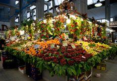 Vivere a Rimini solo per andare al mercato coperto delle frutta...