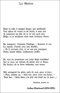 Arthur Rimbaud - La