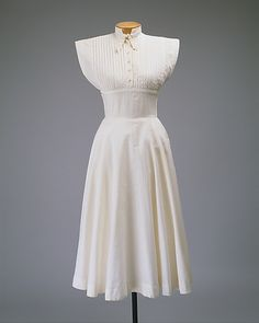 Dress Claire McCardell, 1953-1957 The Metropolitan Museum of Art