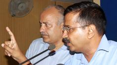 """Top News: """"INDIA: Delhi Government Refuses Centre Directive To Overturn Suspension Of Two DANICS"""" - http://www.politicoscope.com/wp-content/uploads/2016/01/India-News-Dy-CM-Manish-Sisodia-said-revoking-the-suspension-will-lead-to-""""anarchy-and-sabotage""""-of-functioning-of-a-democratically-elected-government-by-the-bureaucracy.jpg - Sisodia said revoking the suspension will lead to """"anarchy and sabotage"""" of functioning of a democratically elected government by the bureau"""