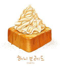 Warm French Toast! By Xihanation