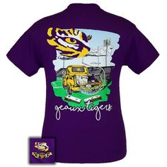 LSU Tigers T-Shirt