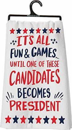 Humorous Political Gift Kitchen Towel Primitives by Kathy... http://www.amazon.com/dp/B01F9LRYU8/ref=cm_sw_r_pi_dp_MOrlxb0MQ9EPY