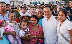 Periodismo sin Censura: Carlos Joaquín resuelve rezago de más de 15 años e...