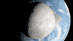 This Is What The Far Side Of The Moon Actually Looks Like