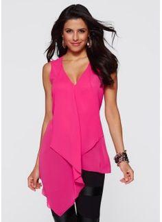 Bluse, BODYFLIRT boutique, pink