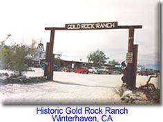 Gold Rock RV Mobile Home Park At Winterhaven California United States