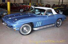 1966 Corvette Convertible $59,999