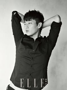 Yoon Doo-joon. This picture needs to be a tad lower...