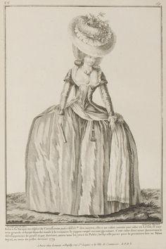 Robe a la Turque, 1779