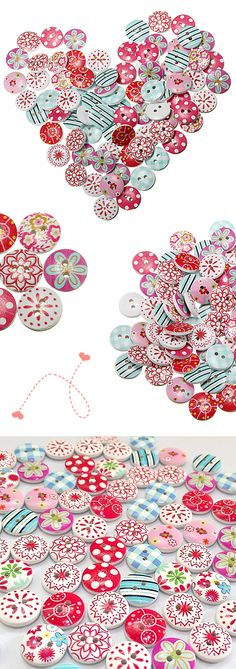 Teach the participants to sew on buttons in a heart shape for Valentine's Day. My Funny Valentine, Valentine Day Crafts, Holiday Crafts, Valentines, Hobbies And Crafts, Diy And Crafts, Crafts For Kids, Arts And Crafts, Button Art