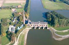 Wouda Pumping Station -  Friesland