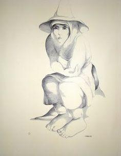 Álvaro Cunhal- desenhos