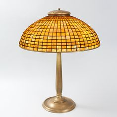 Tiffany lamp, c. 1900