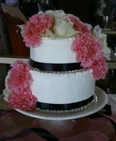 Bridal shower....My fair Lady inspired :) Red roses though!
