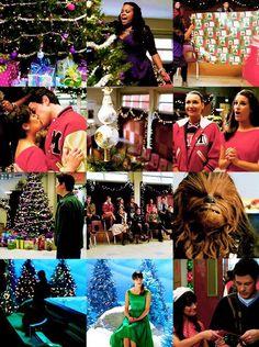 #Glee #Christmas
