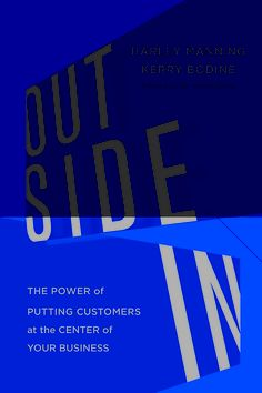 cover for Outside In published by New Harvest, an Amazon Publishing imprint. Designed by