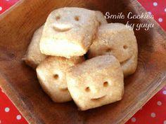 プレゼントにも☆簡単スマイルクッキー。の画像