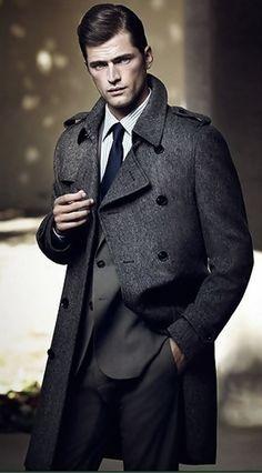 Sean O'Pry men's fashion
