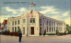 United States Post Office Passaic New Jersey