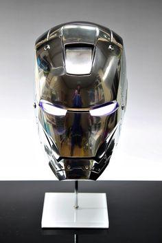 Iron Man Mark 2, Iron Man Helmet, Combat Armor, Biscuit, Cosplay, Movie Props, Metal Crafts, Design Crafts, Art Inspo