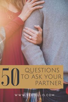 50 Questions to Ask Your Partner What Can I Do, Do You Really, You Are Awesome, Types Of Relationships, Healthy Relationships, Feeling Loved, How Are You Feeling, I Support You, Relationship Challenge