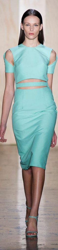 Cushnie et Ochs SPRING 2013 READY-TO-WEAR