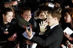 It's cool. | 24 Bae-utiful Photos of Benedict Cumberbatch That Hurt So Good
