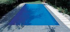 Image result for dark blue pool liner