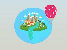 Island Icon by sandy C