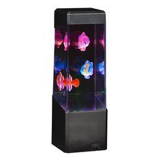 H40 - Fish Lamp Fish Lamp, Novelty Lighting, Ideas, Light Fixture, Thoughts