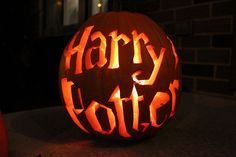 Happy potter pumpkin carving harry potter pumpkin halloween halloween pictures happy halloween halloween images pumpkin carving