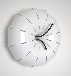 Clock by John Wischhusen #Clock #John_Wischhusen