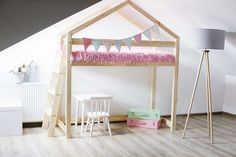 Why Choose a Bunk Bed for Your Youngster? – Bunk Beds for Kids House Bunk Bed, Bunk Bed Ladder, House Frame Bed, Loft Bunk Beds, Kids Bunk Beds, Bunk Beds Small Room, Small Rooms, House Beds For Kids, Childrens Bunk Beds