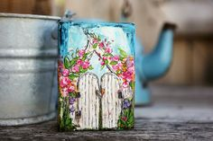 saturday mornings - a new class offering Mini Canvas Art, Small Canvas, Yes And Amen, Small Art, Bible Art, Mixed Media Canvas, Art Journal Inspiration, Heart Art, Whimsical Art