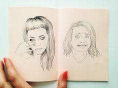 I NEED A DRINK - Anna Wanda Gogusey: Illustration & Graphic Design