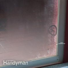 Are you living with winter window condensation? Here's how to diagnose and manage the issue: