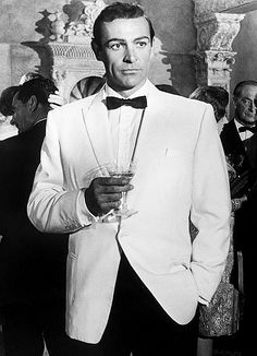 """Sean Connery as Anthony 'Tony' Richmond in """"Woman of Straw"""" (1964)"""