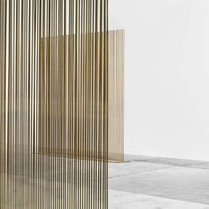 Harry Bertoia, Monumental Sonambient, designed for the Standard Oil Building, Chicago, copper and brass, 1974