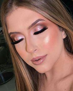 Sexy Makeup, Glam Makeup, Bridal Makeup, Wedding Makeup, Beauty Makeup, Hair Makeup, Winter Make-up, Sommer Make Up, Eye Makeup Designs
