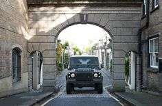 2015 Land Rover Defender Is a Homage to the Successful line of vehicles that Started Its Way Back In 1947 - http://pixycars.com/2015-land-rover-defender-homage-successful-line-vehicles-started-way-back-1947/ - #LandRover