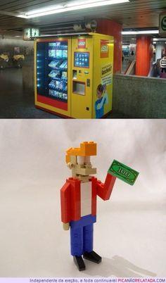 #lego I would loose soooo much money....