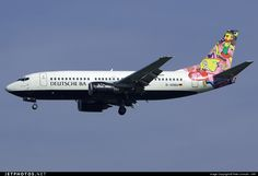 Photo of D-ADBU - Boeing 737-31S - dba