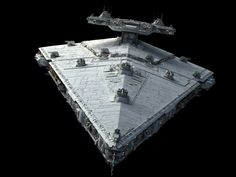 The Big, Beautiful Ships Of Star Wars