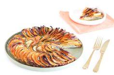 Groentenfrittata uit de oven – SKINNY SIX