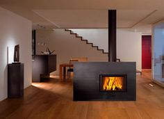 images of rooms with modern wood stoves | Images of Some Type of Fireplace Design Make Warm the Room